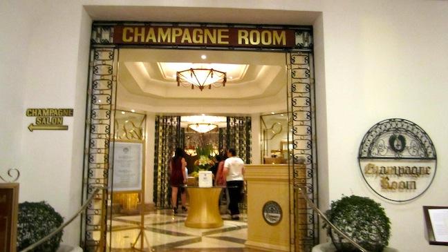 Champagne Room Manila Hotel Blog