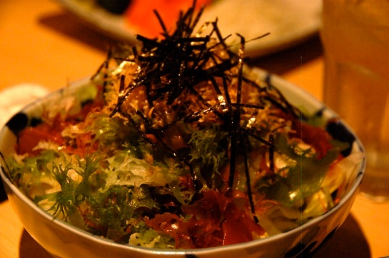 My ultimate fave seaweed salad! Sooo good!