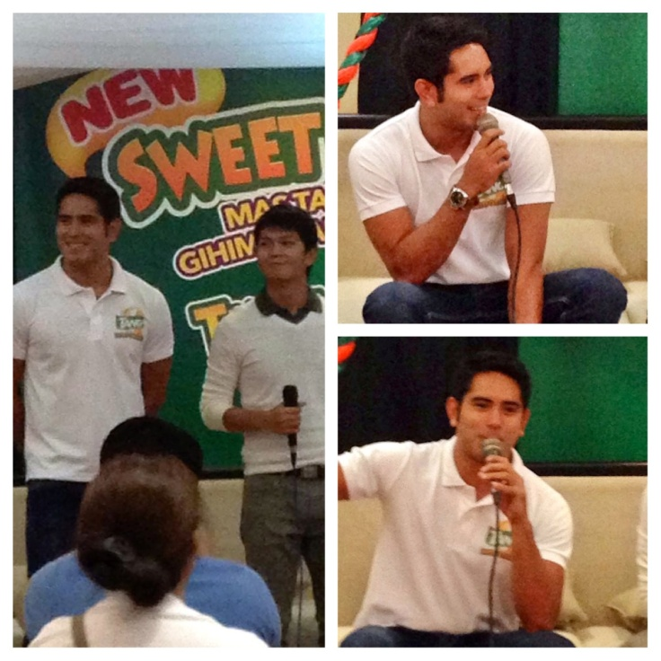 Question and answer for Gerald Anderson